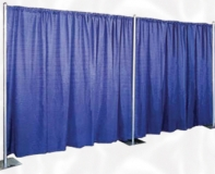 Pipe & Drape Room Divider
