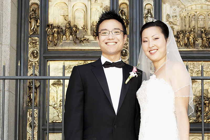 Renting Friends for Your Wedding? In South Korea, It's As Easy As Getting a Tent Rental