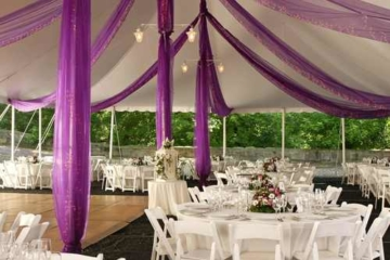 From Tent Rentals to Floral Arrangements: Wedding and Receptions on a Budget