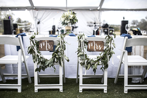 Chairs and Tables: Outdoor Wedding Rental Staples | Allied Party Rentals