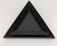 Black Triangular