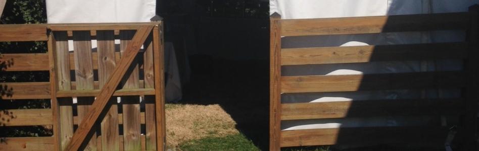 Vinyl Roll-up Door