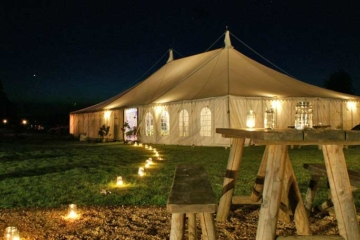 3 Tent Rental Accessories You've Never Thought Of and Definitely Need