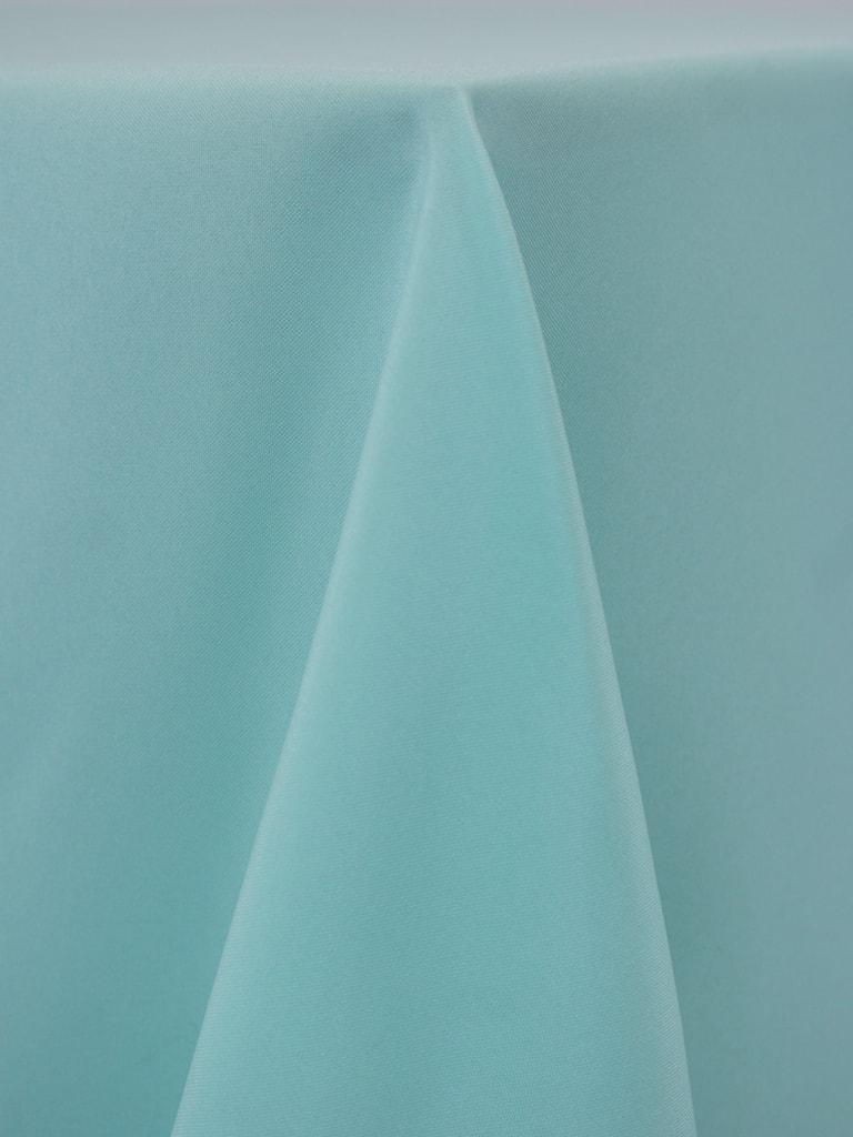 Aqua Polyester Solid