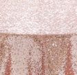 Blush Glimmer Sequin