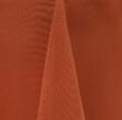 Burnt Orange Polyester Solid