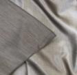 Charcoal Majestic/Dupioni