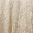 Ivory Paisley Lace