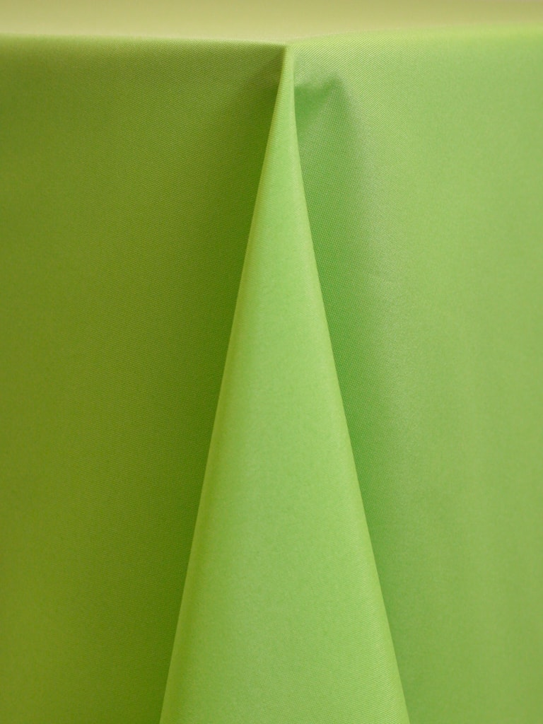 Lime Polyester Solid