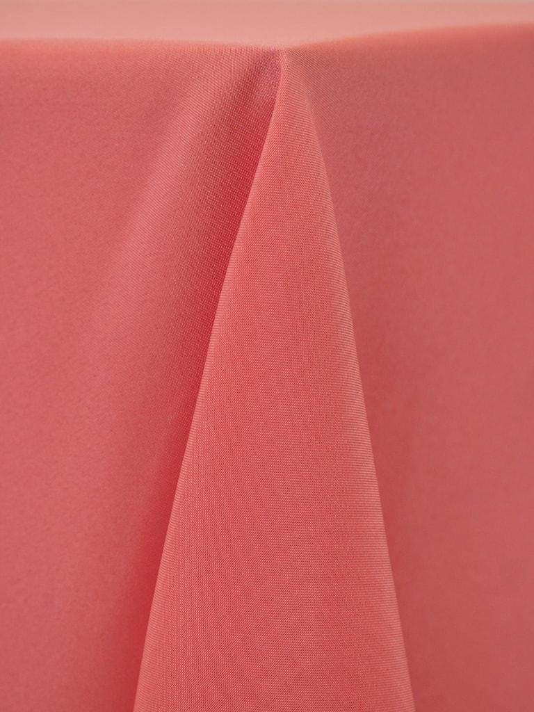Watermelon Polyester Solid