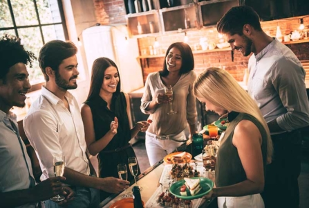 Throwing Your First Grown-Up Party: How to Prepare and What to Expect