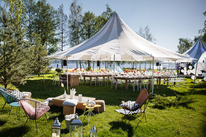 Want a Beautiful, Flawless Event? You Need Tent Rental Suppliers!