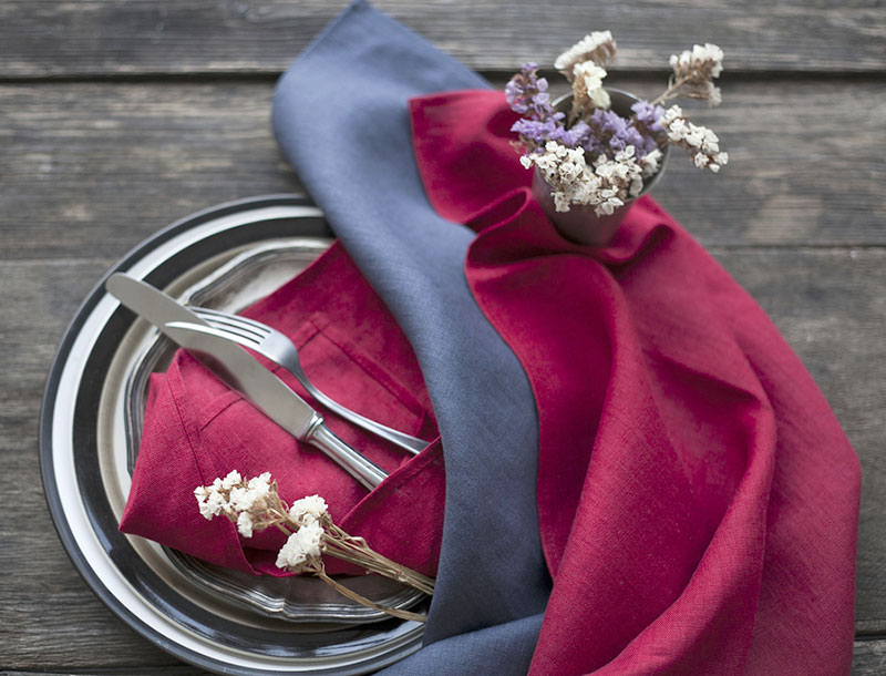 How To Use Linen Fabrics To Support Your Event Theme