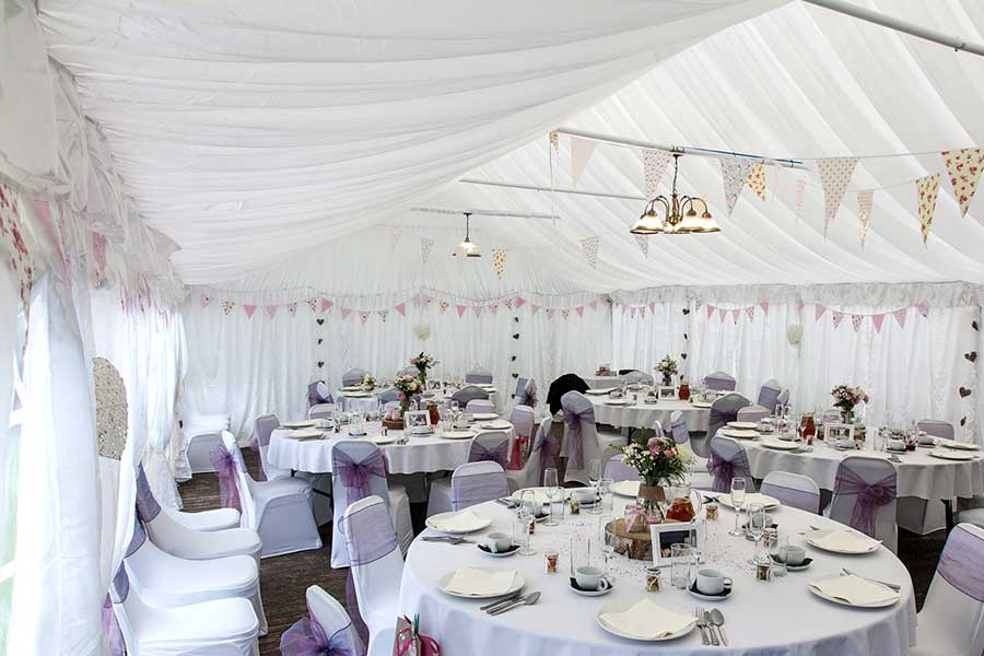 Your Ultimate Guide To Tent Rentals For Weddings