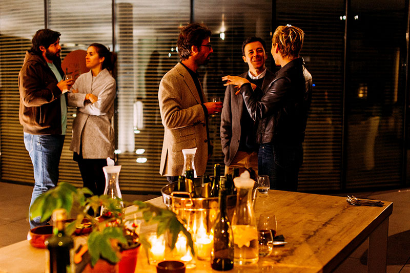 How to Start Planning Out a Major Corporate Event