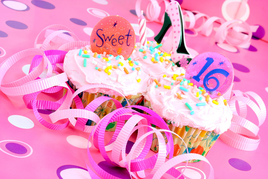 3 Questions to Ask Before Throwing a Sweet Sixteen