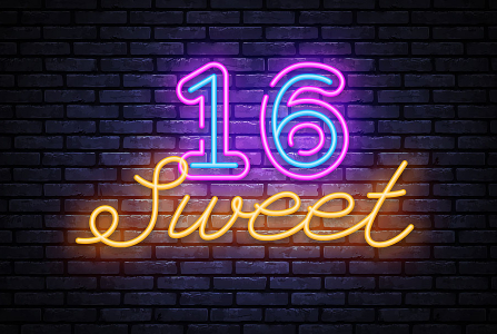 4 Must Do's for a Sweet Sixteen
