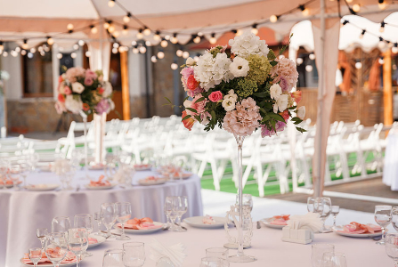 Choosing The Best Wedding and Party Rentals Company For Your Event