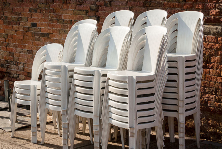 Benefits of Stacking Rental Chairs for Your Next Event