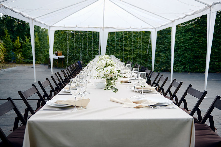 5 Tent Styles Available for Party Tents Rentals