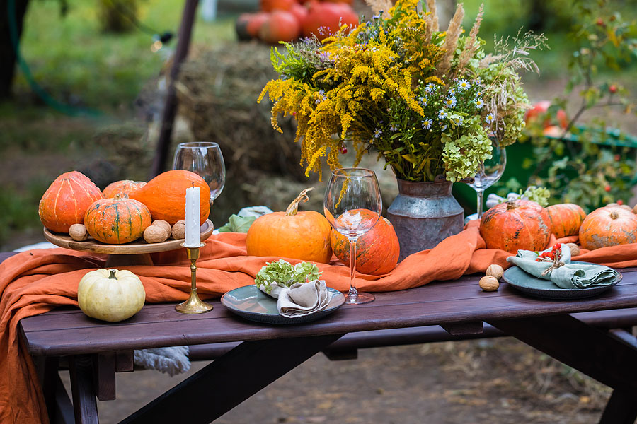 Throwing a Fantastic Fall Festival at Home